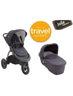 Joie crosster flex signature 2 в1 + Ramble XL signature Travel System