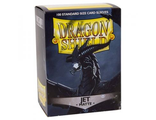 Протекторы Dragon Shield матовые Jet (100 шт.)