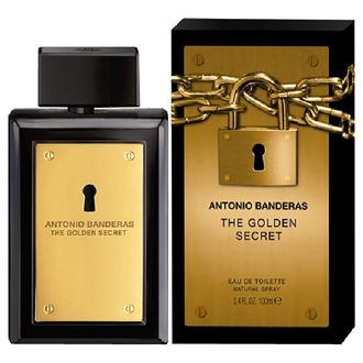 Antonio Banderas The Golden Secret Men