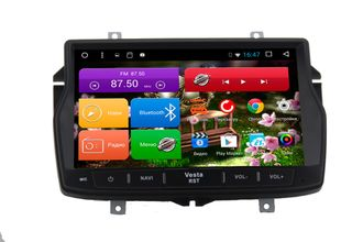 "Автомагнитола MegaZvuk T8-8077 Lada Vesta (2015-н.в.) на Android 8.1 Octa-Core (8 ядер) 8"" Full Touch"