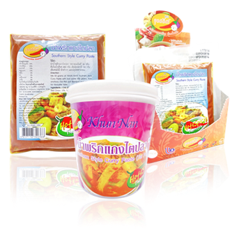 Southern Style Curry Paste (Tai Pah) 100 g