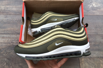 Кроссовки Nike Air Max 97 Ultra Green