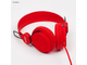 Наушники True Spin Basic Headphone Red