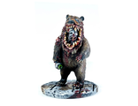 Zombie Bear (PAINTED)