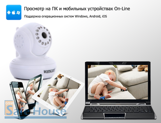 Поворотная Wi-Fi IP-камера Wanscam JW0005-I (Photo-09)_gsmohrana.com.ua