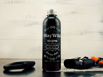 Шампунь Stay Wild Energy Lime