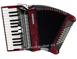 Hohner Bravo II 48 (A4053) Red