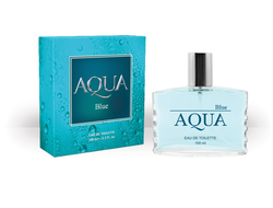 Aqua Blue eau de toilette for men
