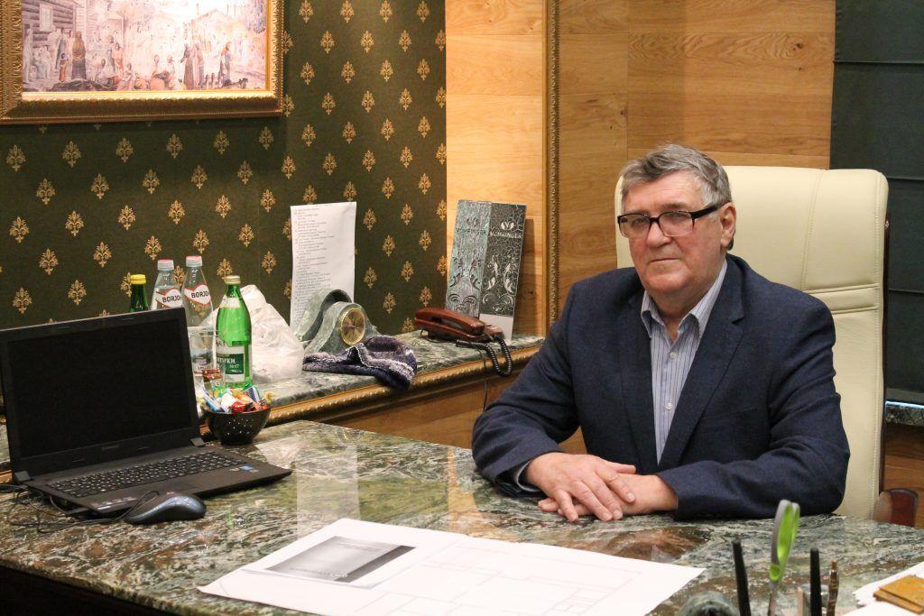 Артур Павлович Ферингер, основатель завода «Ферингер и К»