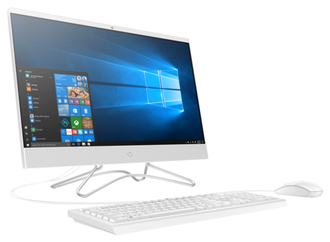 Моноблок HP 24-f0187ur 23.8, I3 3100Mhz/4GB/1000GB HDD, Win10