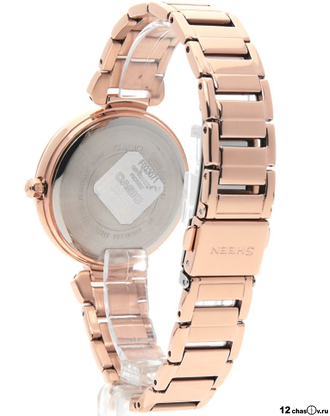 Часы Casio Sheen SHE-4057PG-4AUER
