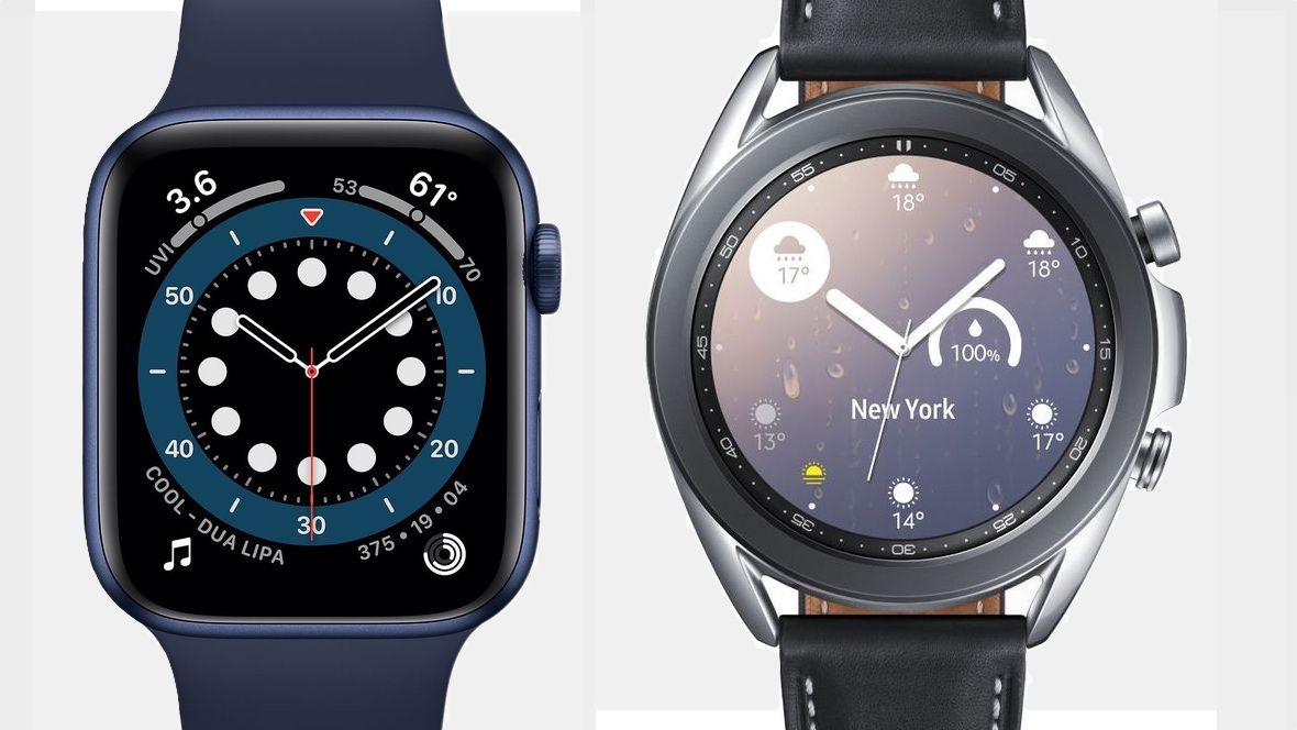 Apple Watch Series 6 против Samsung Galaxy Watch 3: противостояние