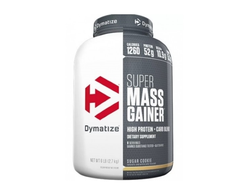 (Dymatize) Super Mass Gainer - (2.7 кг) - (шоколад)