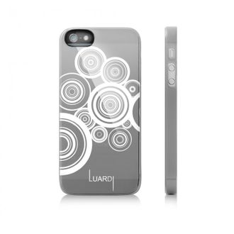 Полиуретановый чехол Luardi Pattern TPU Case iPhone 5/5s. goodokshop.ru