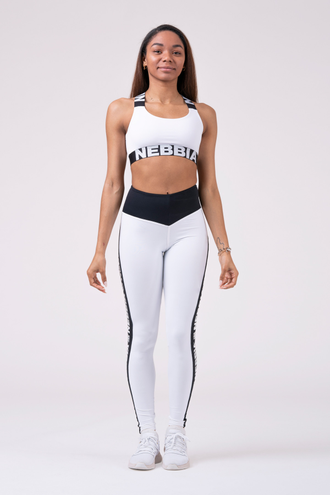 Топ Power Your Hero iconic sports bra 535 Белый