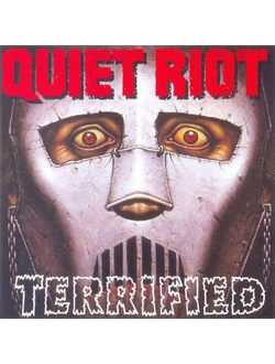 Quiet Riot - Terrified LP splatter