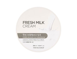 Крем для лица и тела с экстрактом молока The Fase Shop  Daegwallyeong Milk Fresh Cream