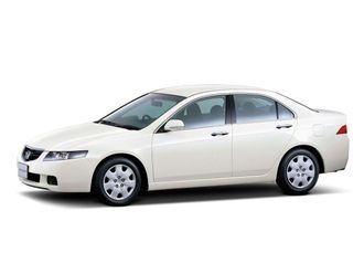 Чехлы на Honda Accord VII (2002-2008)