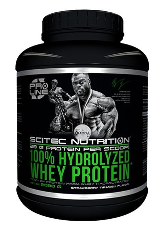 Hydrolyzed Whey Prof. 2030g
