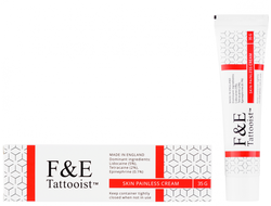 Анестезия Tattooist F&E Original RED 35гр