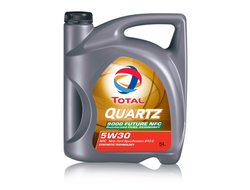 Моторное масло Total Quartz 9000 Future Nfc 5W30   (5л)