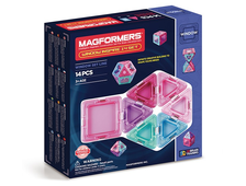 Конструктор MAGFORMERS  Window Inspire 14 set