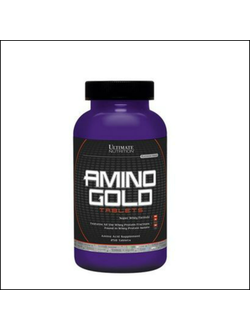 Аминокислоты Ultimate Nutrition AMINO GOLD 325 tab