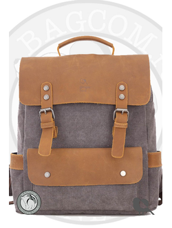 Рюкзак Ginger Bird Grog 15 Dark Grey