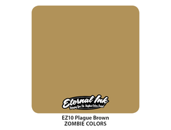Plague brown - Eternal (оригинал США 1/2 OZ - 15 мл.)