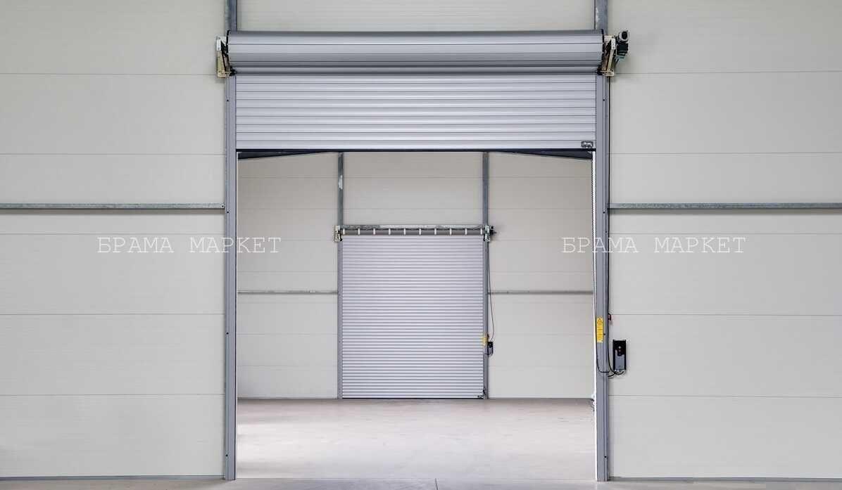 suchasnI vorota na garazh - roletnI garazhnI vorota