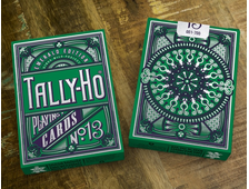 Emerald Tally Ho Limited Edition