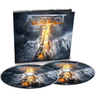 ACCEPT Symphonic terror - Live at Wacken 2017 2-CD DIGI