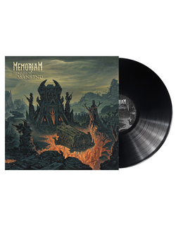 MEMORIAM - Requiem for mankind LP