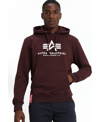 Толстовка Basic Hoody Alpha Industries (модификация 2)