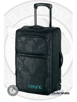 Сумка на колесах Dakine Girls Carry on Roller 36L Flourish