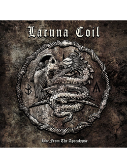 Lacuna Coil - Live From The Apocalypse CD+DVD