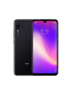 Xiaomi Redmi Note 7 32 Gb черный