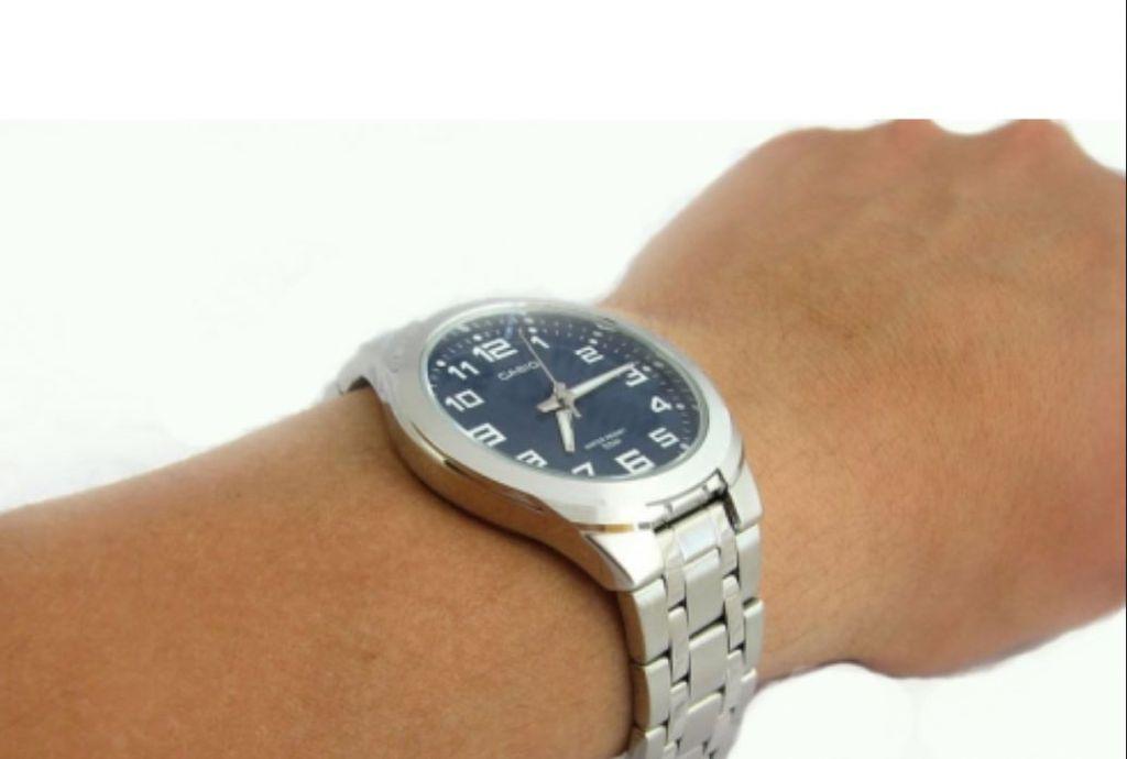 70891591 Мужские японские наручные часы Casio MTP-1310PD-2B купить в интернет ...