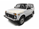 Пороги на Lada NIva 4x4 3d Start Black