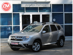 RENAULT DUSTER 2.0AТ 4WD (143л.с.) 2015 год