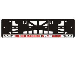 THE RED MACHINE IS BACK!