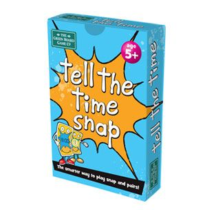 Tell the the time snap