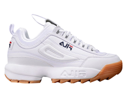FILA DISRUPTOR 2 White/Brown (36-40)