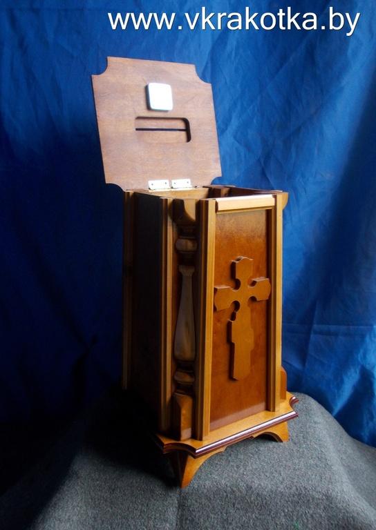 Ящик для денег в храм