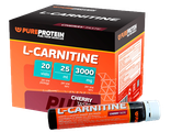 PURE PROTEIN L-CARNITINE 3000 mg, 20x25 ml