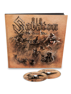 SABATON - The Great War Earbook