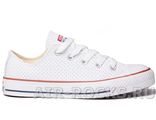 Converse Chuck Taylor All Star 'Ox' Perforated (Euro 40) CAS-107