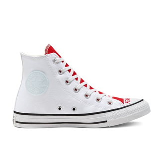 Кеды Converse All Star Love red and white