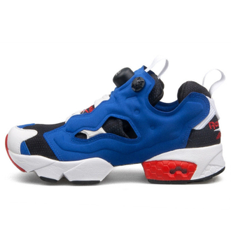 Reebok Insta Pump Blue Black (37-41)Арт. 268F-A