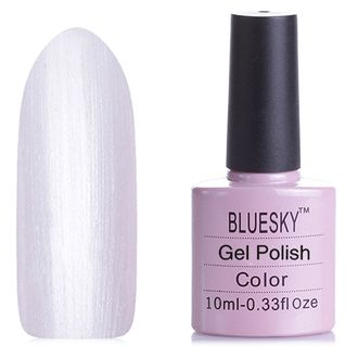 Гель-лак Shellac Bluesky №80512/40512 Strawberry Smoothie, 10мл.